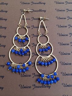 A personal favorite from my Etsy shop https://www.etsy.com/listing/177455546/cleo-earrings