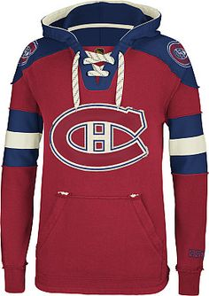 CCM Montreal Canadiens Pullover Hoodie - Shop.Canada.NHL.com 7e47730c4