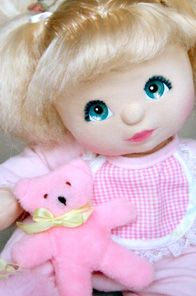 My Child Dolls - some of the most beautiful dolls ever invented!