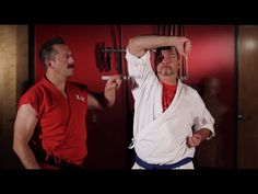 Upward Blocks are Bullshit | Enter The Dojo | http://www.youtube.com/user/EnterTheDojoShow. Martial arts humor