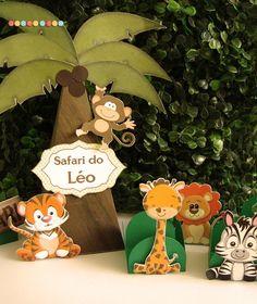 Cone Coqueiro Festa Safari