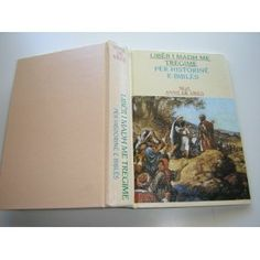 Albanian Bible Story Book / Liber I Madh Me Tregime Per Historine E Bibles / Nga Anne De Vries / 210 Bible Stories for teenagers $44.99