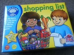 #win The Shopping List Game with @SerenityYou in this #giveaway #competition