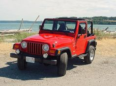 2000 Jeep Wrangler Sport GIVE ME NOW!