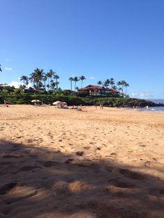 Wailea Beach - Maui, Hawaii