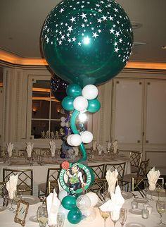 1000 images about balloon centerpieces on pinterest balloon