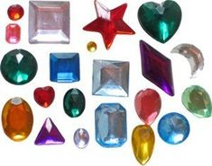 Amazon.com: First Impressions Molds Silicone Mould - Gems - Small: Home & Kitchen