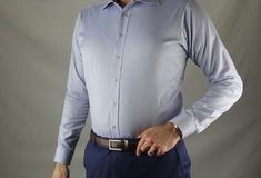 shirttail garters help keep your shirt tucked in neatly Mens Casual Suits, Blazers For Men Casual, Mens Suits, Mens Fashion Blog, African Men Fashion, Men's Fashion, Best Suits For Men, Cool Suits, Formal Men Outfit
