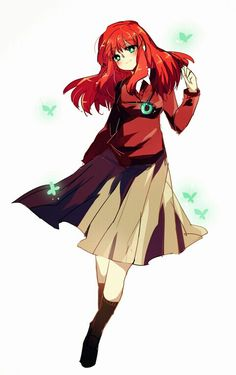 Who doesn't love Chise?  <3