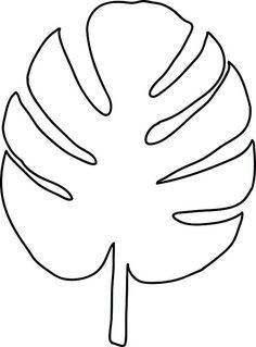 leaf stencils printable leaf maple leaf template free printable