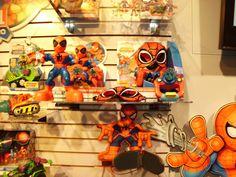 Spiderman Rules - Hasbro 2012