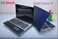 """15.6"""" In-tel Core I7 8GB & 1TB HDD game laptop SSD slot camera WIFI Windows 8 game notebook computer"""
