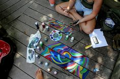 paint your deck!