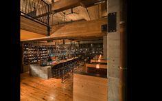 Graham Baba Architects - Work - Project - Osteria La Spiga