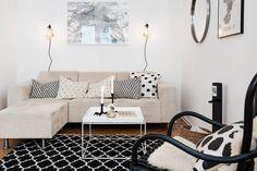 Квартира в скандинавском стиле в Швеции | Про дизайн|Сайт о дизайне интерьера, архитектура, красивые интерьеры, декор, стилевые направления в интерьере, интересные идеи и хэндмейд