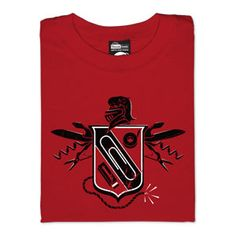 MacGyver Coat of Arms shirt: $16.99