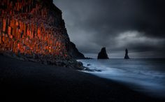South Iceland by Samuel Feron