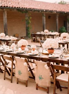 lovely ceremony, simple yet chic and rustic