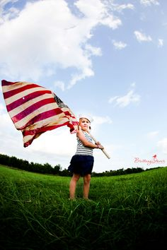 Cute 4th of July Photos
