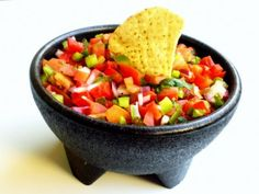 Leave out the salt and enjoy this salsa made with heirloom tomatoes! August & September are the perfect months to cultivate the flavorful produce