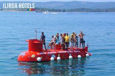 Summer vacation, Ilirija Hotels-Biograd. #travel #croatia #sea #vacation
