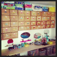 Kids room, Petit Pan's home, Marie-Claire Idées © julie ansiau