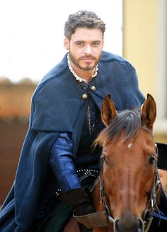 Richard Madden in 'Medici: Masters of Florence' (2016).