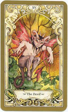 Галерея Mystic Faerie Tarot – 81 фотография
