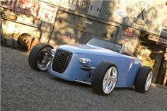 Volvo Caresto V8 Speedster (2007): хот-род на зависть американцам!