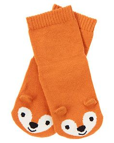 Gymboree Baby Raccoon Boys Size 0-3 M Socks NEW