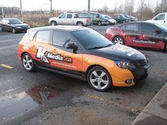 Ottawa Car Wrap - K6 Media