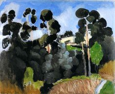 bofransson: Landscape Henri Matisse