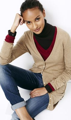 Tommy Hilfiger layers