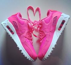 4ff467823e444 Nike Air Max 90 in pink    Foto  mrs.pebbles