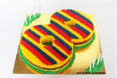 Adelaide crows birthday cake