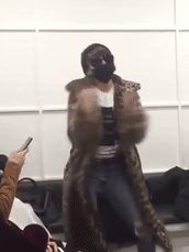 This gif saved my life.... That's taehyung's coat