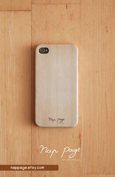 I basically like all of nappage's iPhone cases. Affordable too!