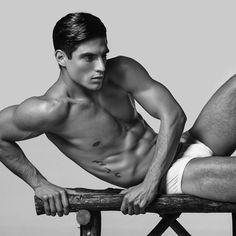 Atilio La Madrid by Wong Sim - Fashionably Male Mens Fashion Magazine, Men's Fashion, Shirtless Hunks, Body Poses, Male Photography, Mans World, Male Form, Good Looking Men, Male Beauty