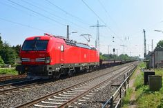 Trains and locomotive database and news portal about modern electric locomotives, made in Europe. Db Ag, Electric Locomotive, Europe, Train, Strollers