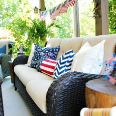 American Patio Tour