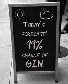 Sounds promising! #gindrinks