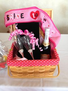 Bridal Shower Gift Baskets For Guests : -word-as-bridal-shower-gift-ideas/ : #WeddingIdeas Bridal shower gift ...