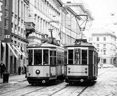 Lo sferragliare più amato dai milanesi: la storia del tram
