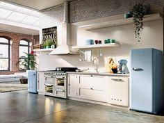 Electrodomésticos, de la firma Smeg