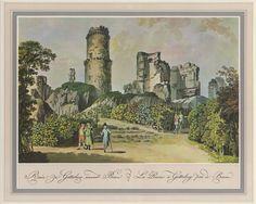 10 Fakten über die Godesburg Lyric Poem, Lyrics, Christian, Bacharach, Landscape, Artist, Rococo, Painting, Poems