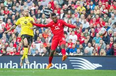 #Liverpool 3-2 #Astonvilla 26/09/2015 | Lineups,Goals & Highlights  Watch the video: https://youtu.be/sf3eZSfxggU