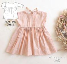 Oliver + S Playtime Dress
