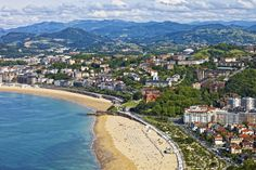 Looking for a different type of Spanish holiday? Consider San Sebastián. The posh European beach town has more Michelin Stars per inhabitant than any other city in the world. We'll set it all up for you.