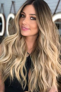42 Fantastic Dark Blonde Hair Color Ideas , Sandy Blonde ❤️ Try out our stunning ideas of dark blonde hair and get inspiration for great changes and new life to slay in the. Sandy Blonde Hair, Honey Blonde Hair Color, Balayage Hair Blonde, Brown Blonde Hair, Brunette Hair, Brown Balayage, Hair Color 2017, Hair Looks, Hair Inspiration