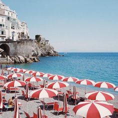 Picture perfect postcards from the Amalfi Coast via @kevinberruuu.